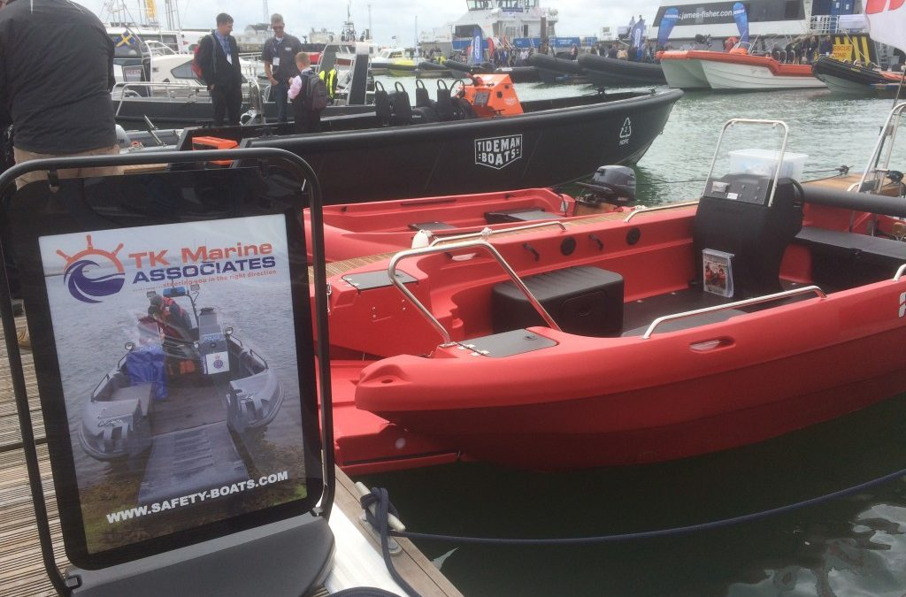 Seawork Show – 14th to 16th June – Southampton